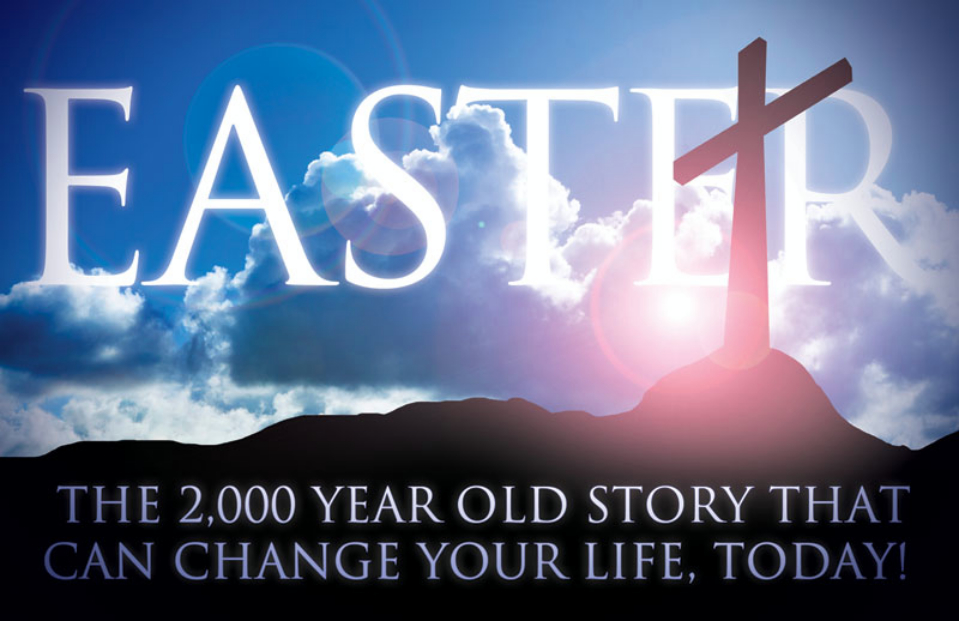 Easter Changes Everything!