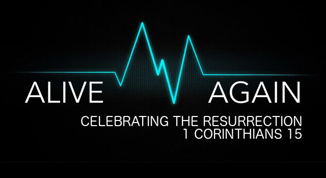 Alive Again – Great!